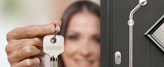 Ultion locks from SF Locksmith of Rotherham